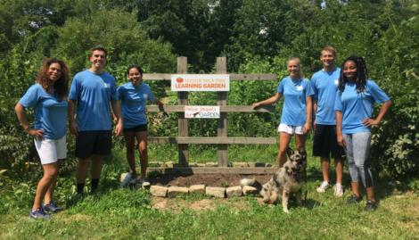 McGohan Brabender team volunteering in Columbus, Ohio