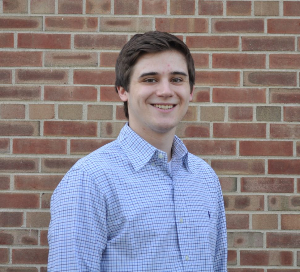 5 Things to Know About Sales Intern Ethan Peterson