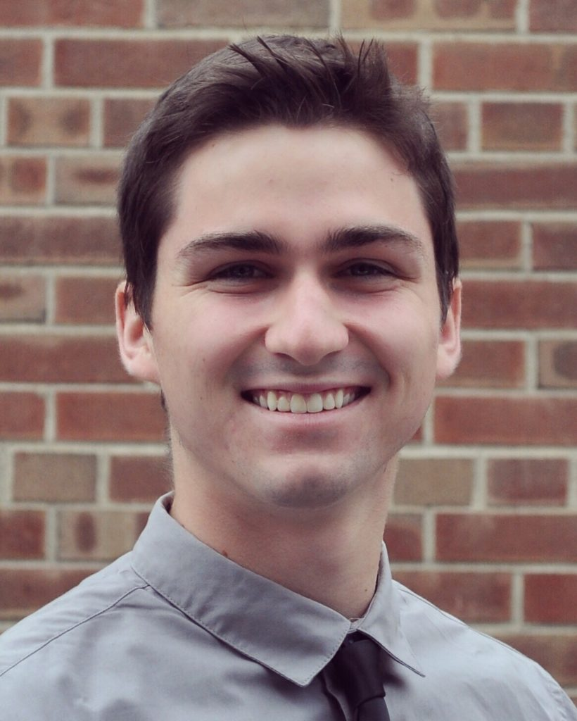 5 Things to Know About Sales Intern, Johnny Condit
