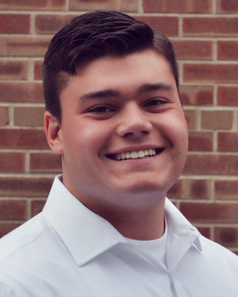 5 Things to Know About HR Intern, Sam Homan